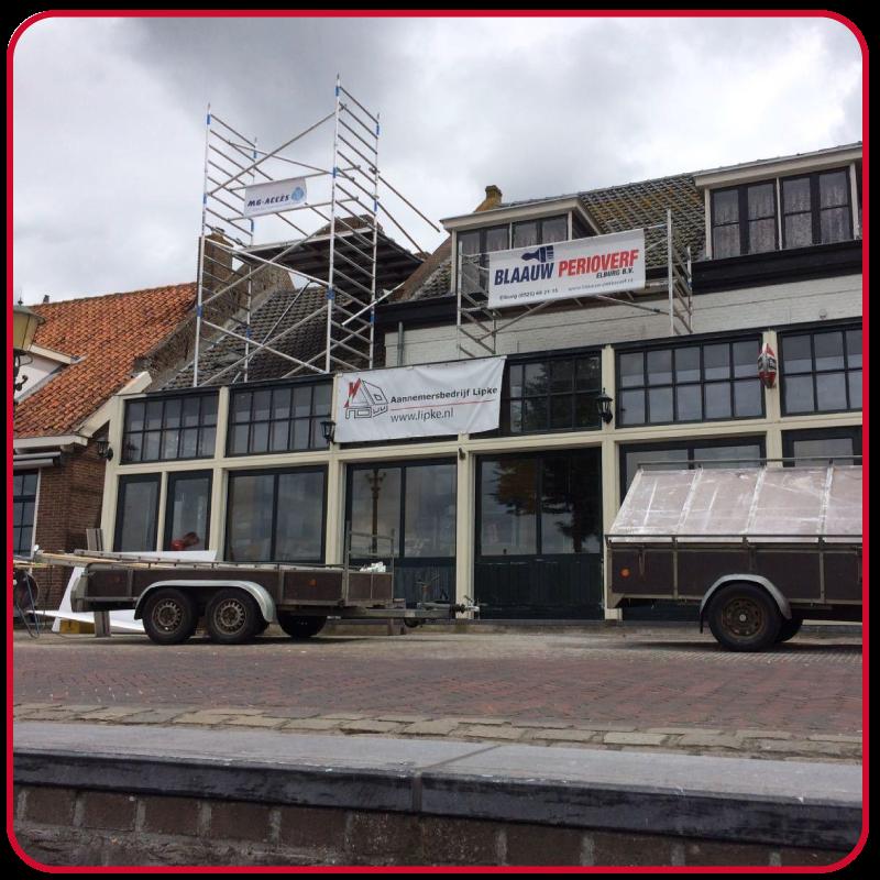 Verbouw en herinrichting van Café de Baars